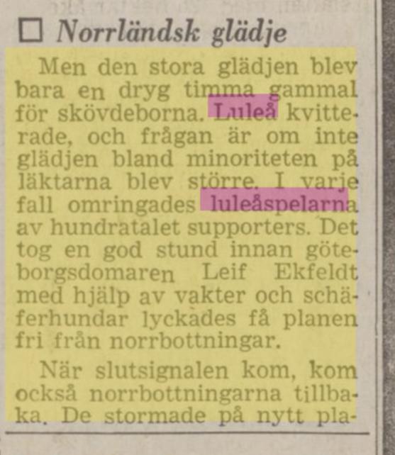 IFK Luleå 9090fa10
