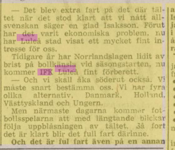 IFK Luleå - Sida 2 91786d10