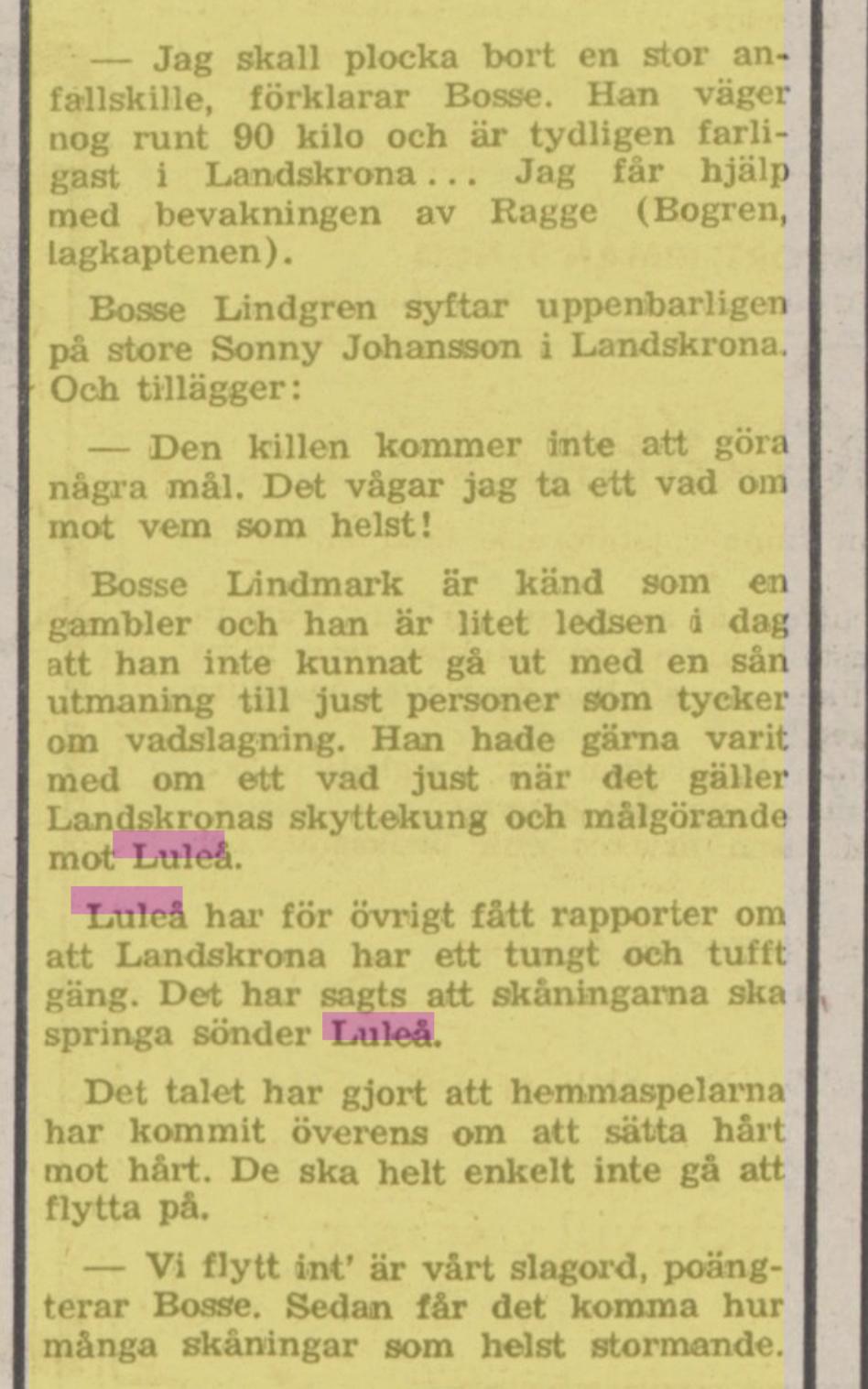 IFK Luleå 96476910