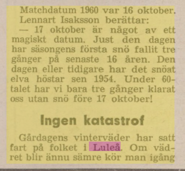 IFK Luleå 99401210