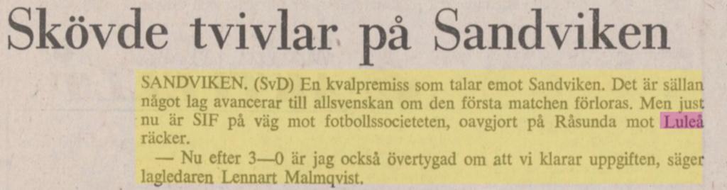 IFK Luleå A052e010
