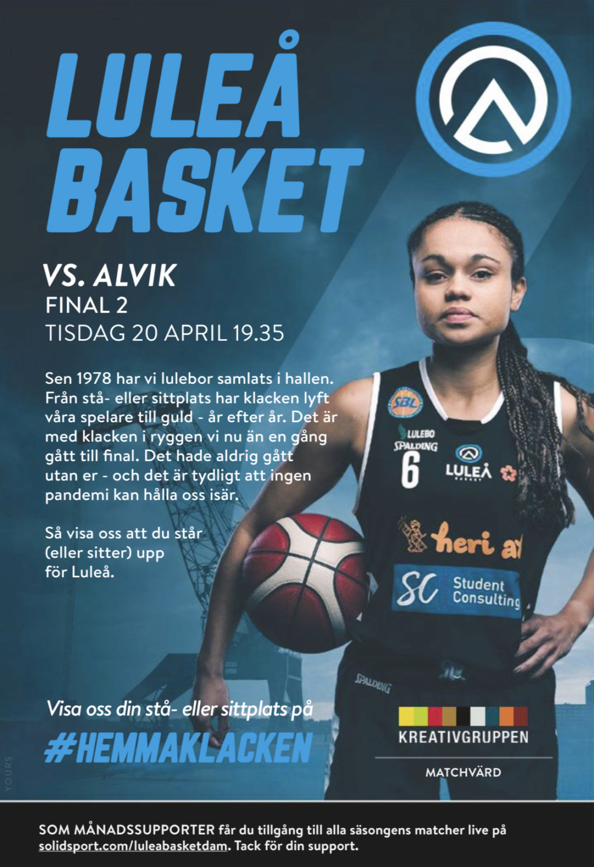 Luleå Basket A2544510