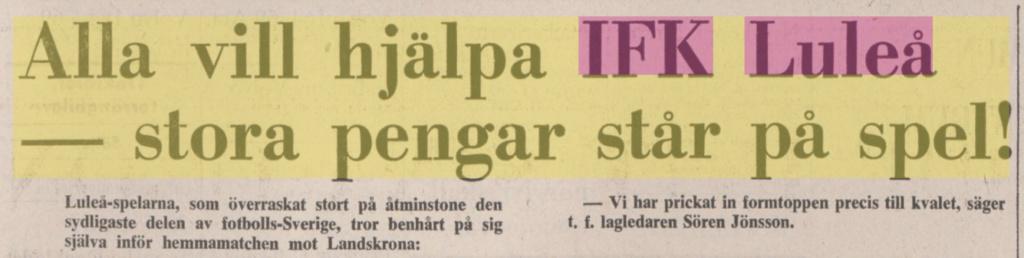 IFK Luleå A2dacb10