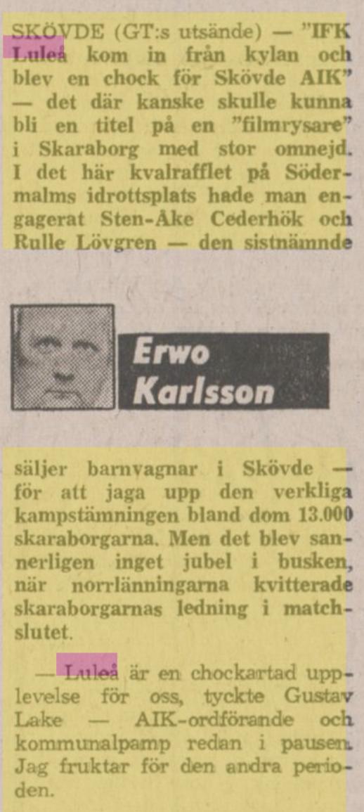IFK Luleå A3717e10