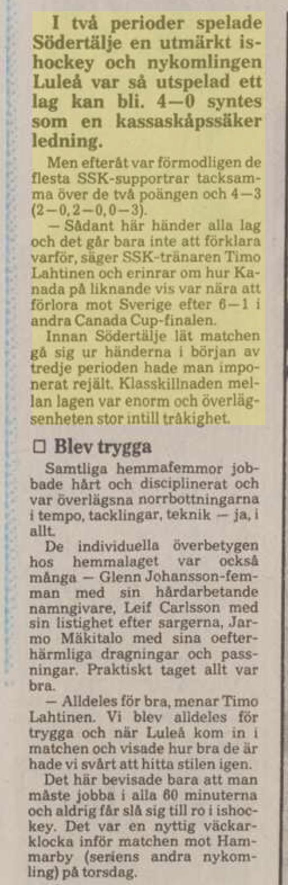 Tidningsurklipp B117d710