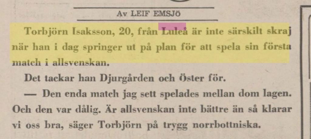 IFK Luleå B2430010