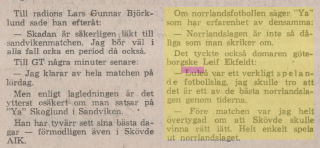 IFK Luleå B45df110