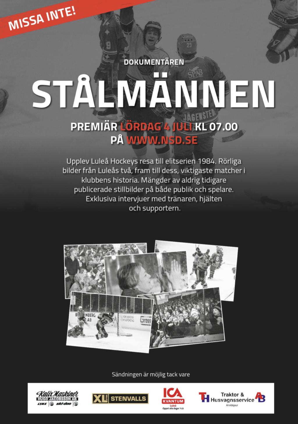 Minnesvärda Luleå Hockey stunder - Sida 2 B973db10