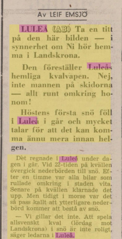 IFK Luleå Ba260d10
