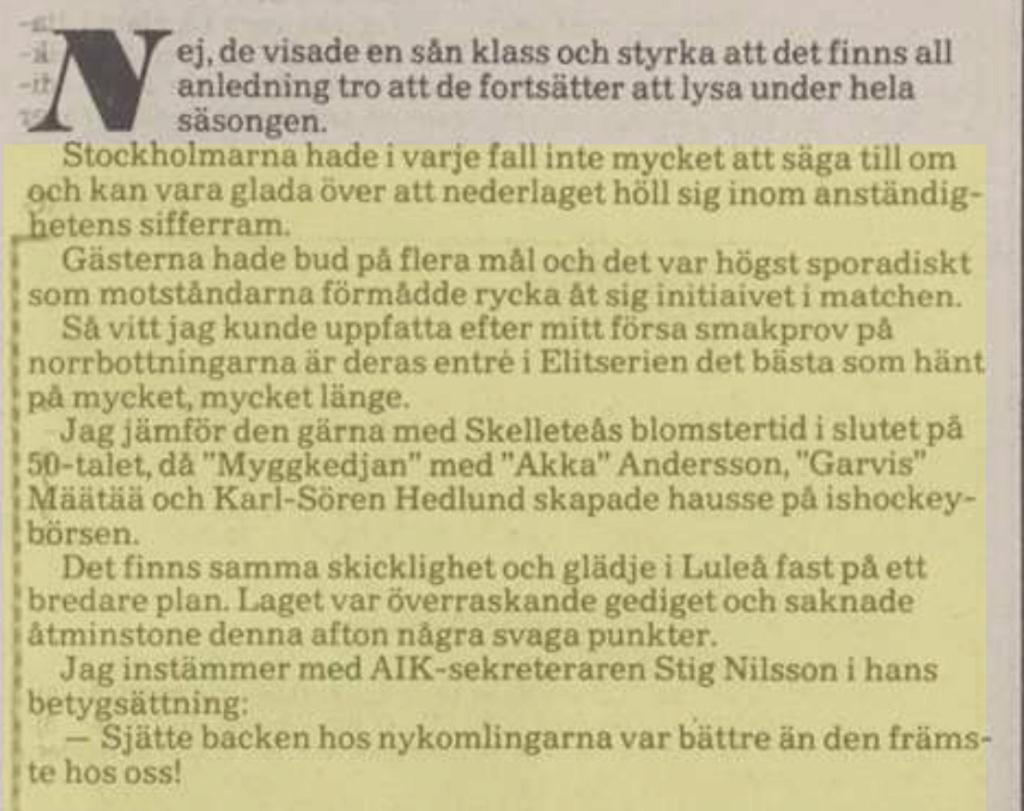 Tidningsurklipp Bd4fed10