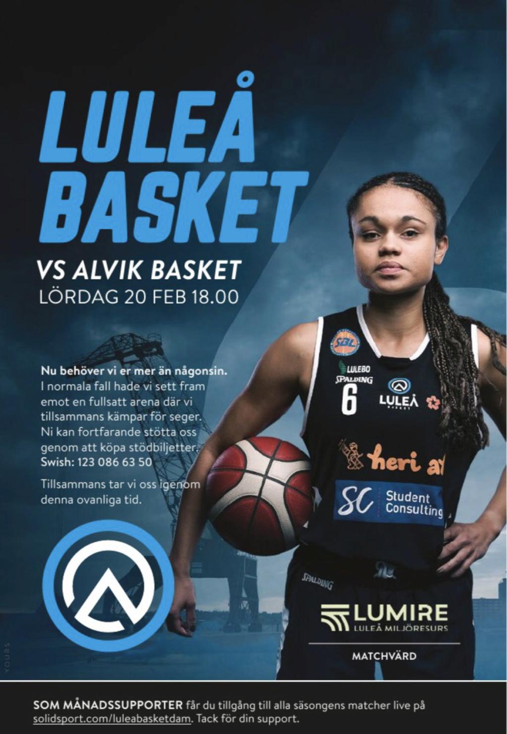 Luleå Basket C8cfe710