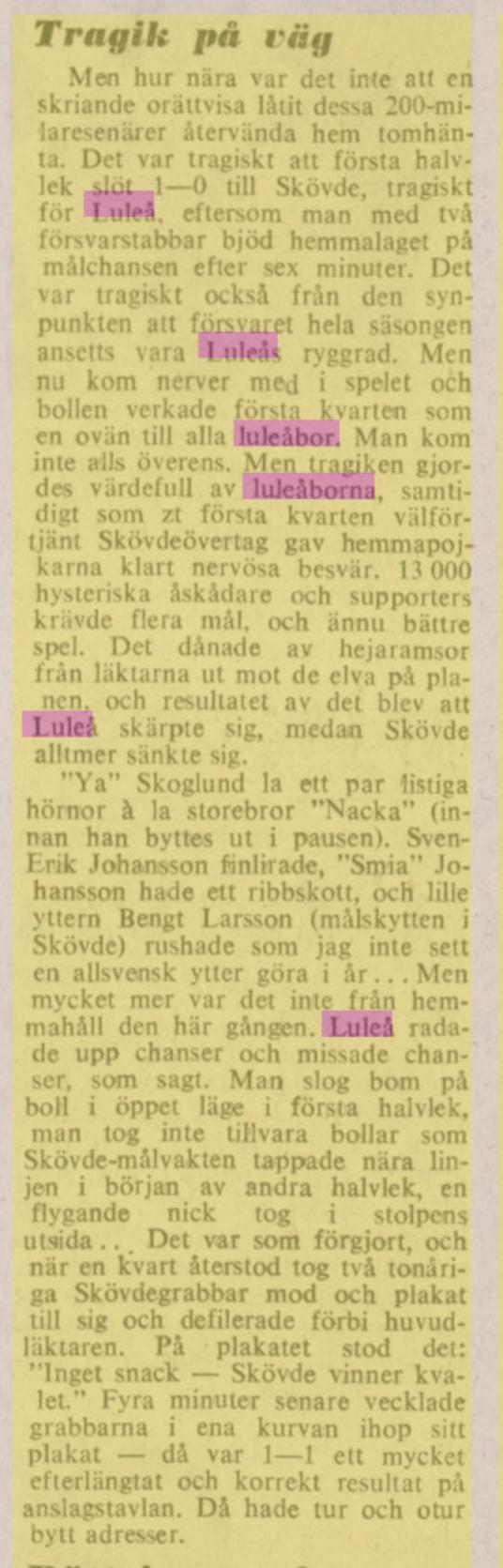 IFK Luleå Caf69210