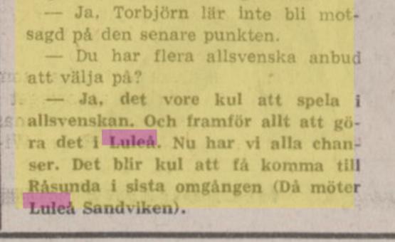 IFK Luleå Cdb45110
