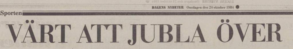 Tidningsurklipp D58b5410