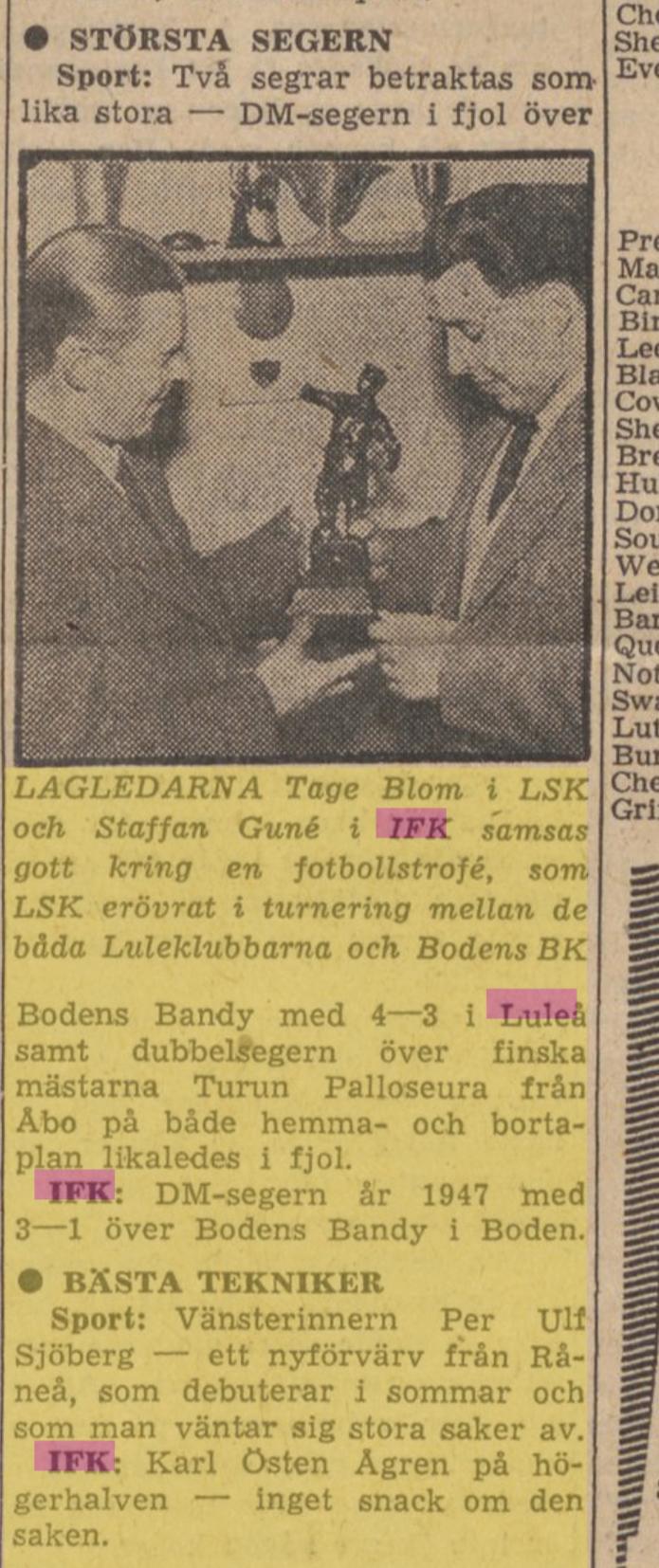 IFK Luleå - Sida 2 D6141910