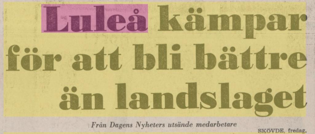IFK Luleå D8f77010