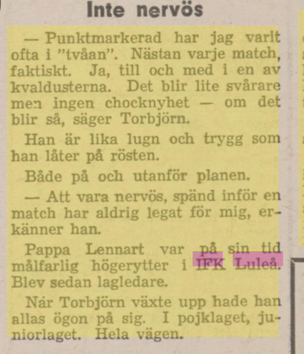 IFK Luleå E2a35010
