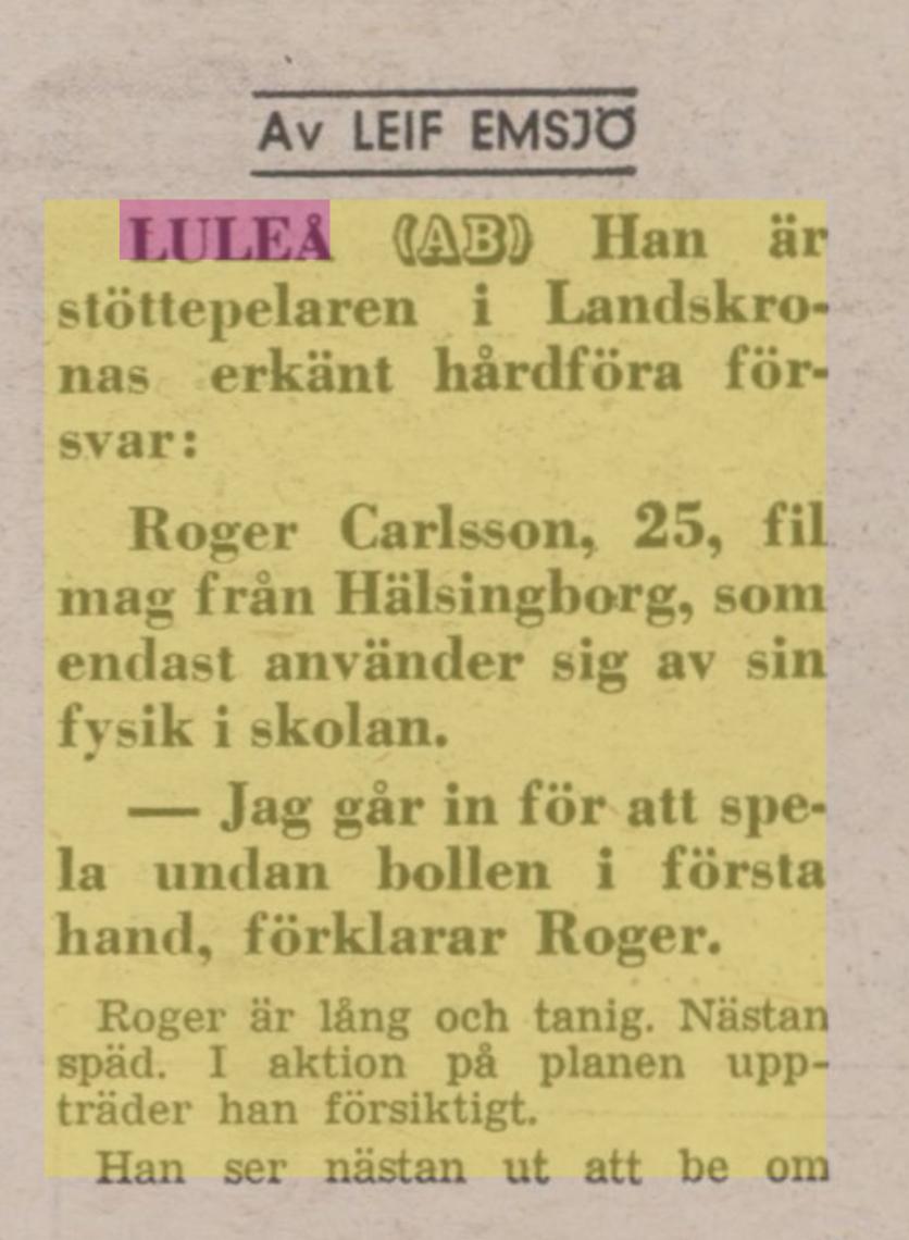 IFK Luleå E43c1210