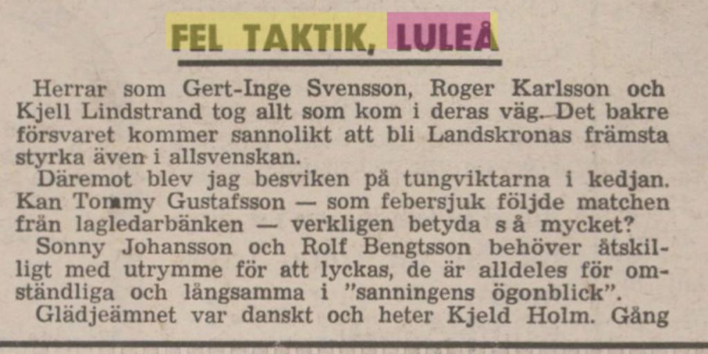 IFK Luleå Eaa54210