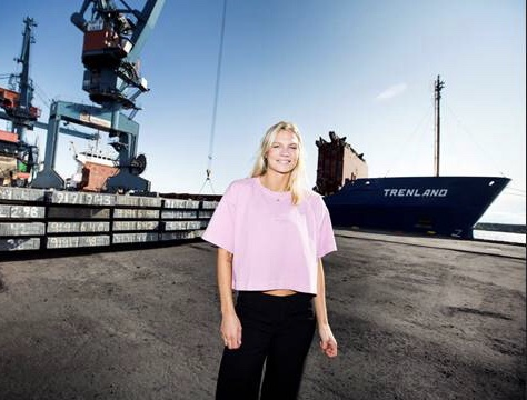 Josefine Persson  Ec019210