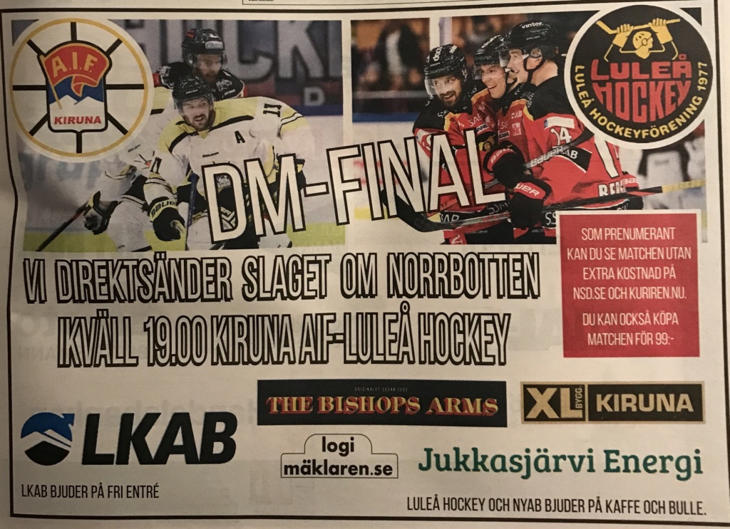 Luleå Hockey i media 2019/2020 - Sida 3 F0e07a10