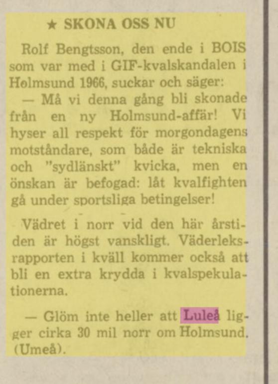 IFK Luleå F2f25e10