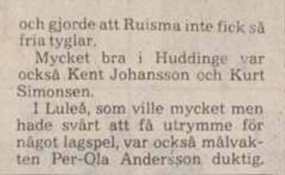 Minnesvärda Luleå Hockey stunder - Sida 2 Fe935a10