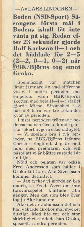 Seard Åberg - Mannen bakom Luleå Hockey Förening jubilerar Skzir106