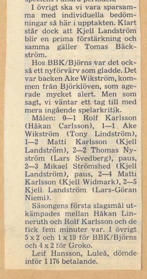 Seard Åberg - Mannen bakom Luleå Hockey Förening jubilerar Skzir107