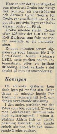 Seard Åberg - Mannen bakom Luleå Hockey Förening jubilerar Skzir113