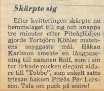 Seard Åberg - Mannen bakom Luleå Hockey Förening jubilerar Skzir114