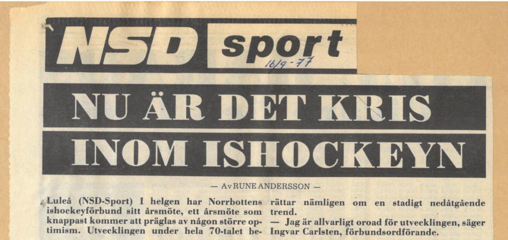Seard Åberg - Mannen bakom Luleå Hockey Förening jubilerar Skzir126