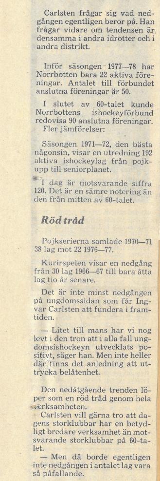 Seard Åberg - Mannen bakom Luleå Hockey Förening jubilerar Skzir127