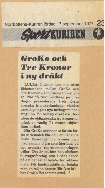 Seard Åberg - Mannen bakom Luleå Hockey Förening jubilerar Skzir130