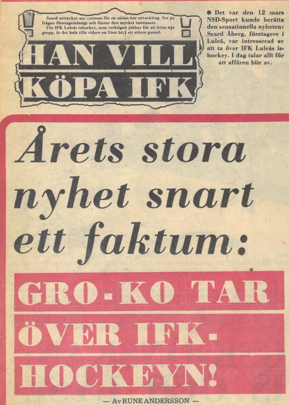Seard Åberg - Mannen bakom Luleå Hockey Förening jubilerar Skzirm14