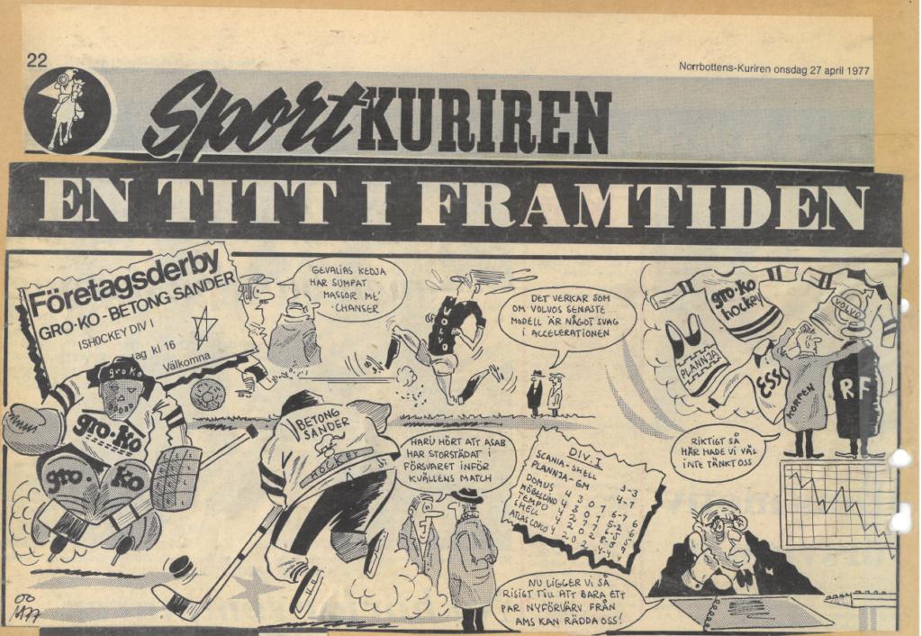 Seard Åberg - Mannen bakom Luleå Hockey Förening jubilerar Skzirm22