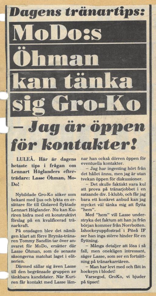 Seard Åberg - Mannen bakom Luleå Hockey Förening jubilerar Skzirm32