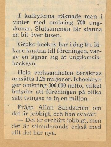 Seard Åberg - Mannen bakom Luleå Hockey Förening jubilerar Skzirm38