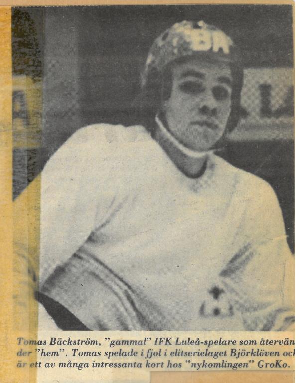 Seard Åberg - Mannen bakom Luleå Hockey Förening jubilerar Skzirm43