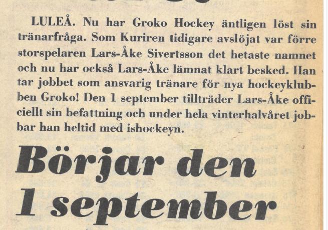 Seard Åberg - Mannen bakom Luleå Hockey Förening jubilerar Skzirm53