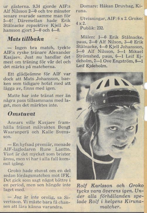 Seard Åberg - Mannen bakom Luleå Hockey Förening jubilerar Skzirm62