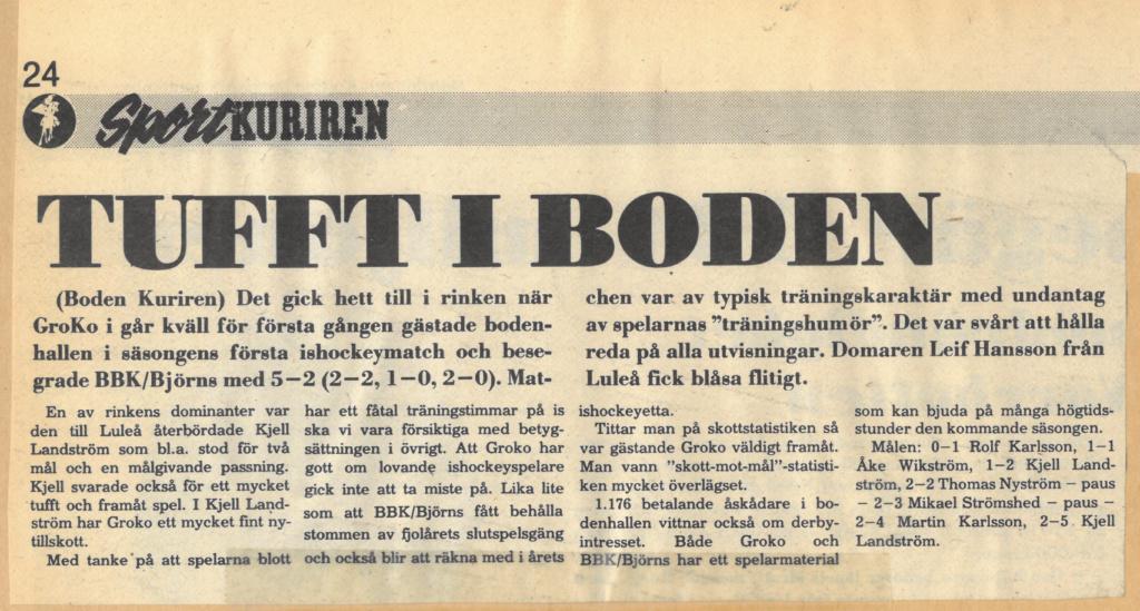 Seard Åberg - Mannen bakom Luleå Hockey Förening jubilerar Skzirm76