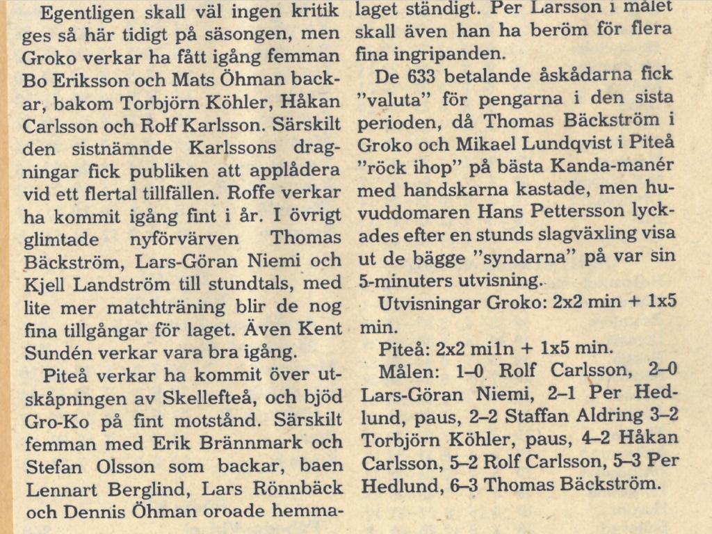 Seard Åberg - Mannen bakom Luleå Hockey Förening jubilerar Skzirm77