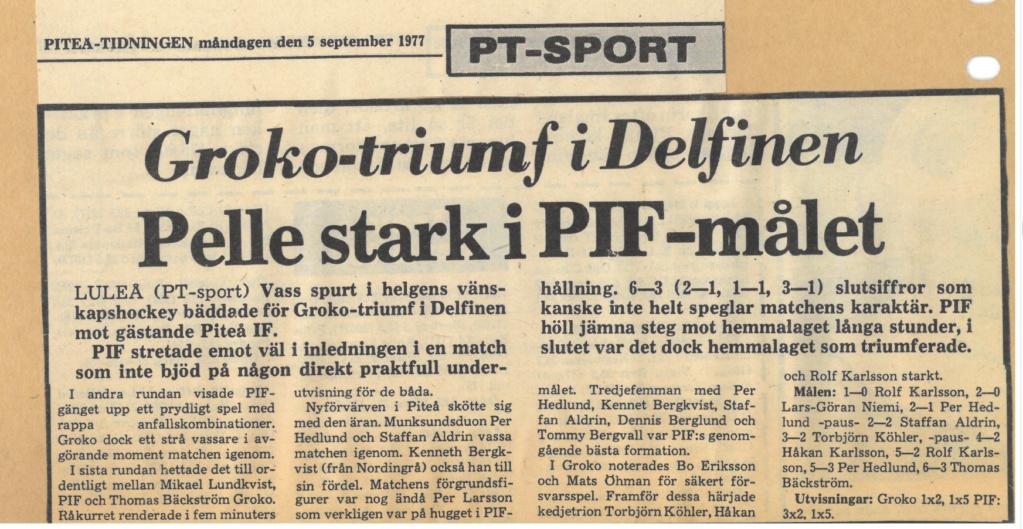 Seard Åberg - Mannen bakom Luleå Hockey Förening jubilerar Skzirm78