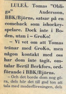 Seard Åberg - Mannen bakom Luleå Hockey Förening jubilerar Skzirm87