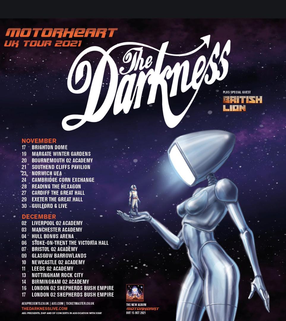 THE DARKNESS - Disco nuevo y gira para enero/febrero 2020 - Página 5 22bc7a10