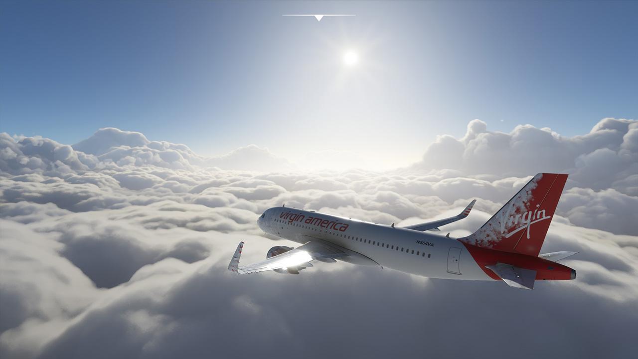 Lancado - REX 6 - Weather Force 2020 | MICROSOFT FLIGHT SIMULATOR 2020 20200918