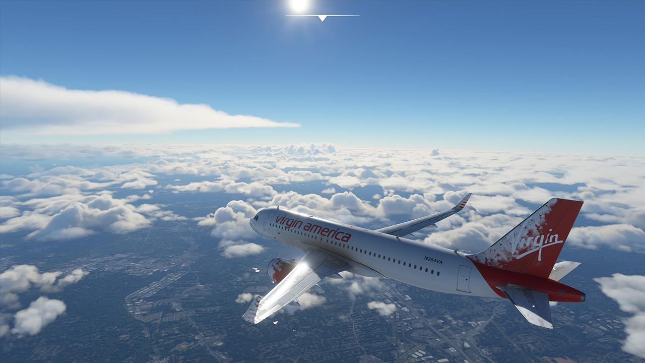 Lancado - REX 6 - Weather Force 2020 | MICROSOFT FLIGHT SIMULATOR 2020 20200919