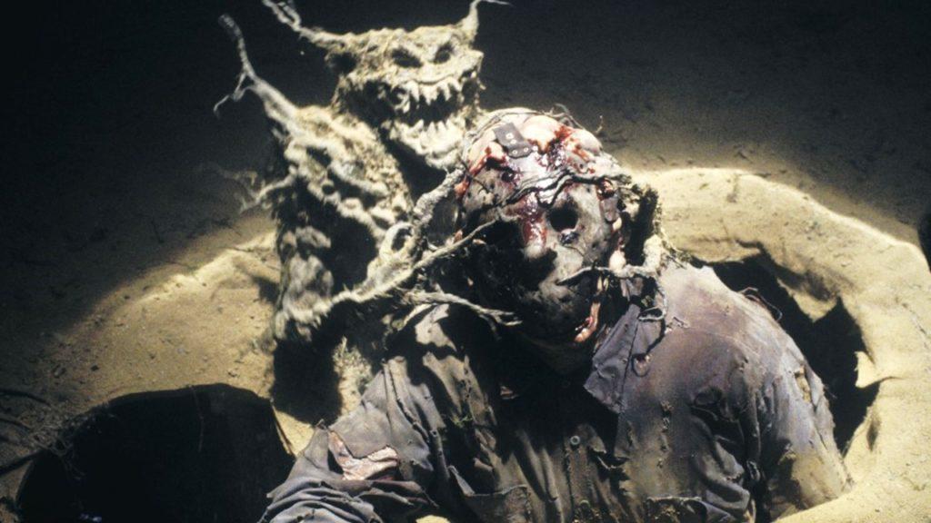 Jason Voorhees Is Not a Deadite Jason-10