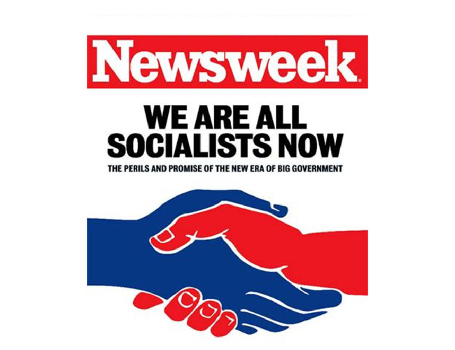 When Did Everyone Become Socialist or We Are All Socialists Now [National, USA] Newswe10